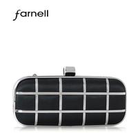 Nylon high quality elegant evening dress women's handbag banquet fashion small bag personality