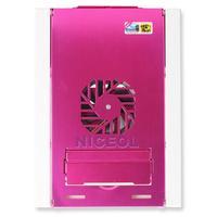 NI5L Foldable Notebook Cooler Pad Laptop Tablet PC Fan Radiator Holder Versatile