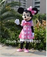 Minnie dolls walking cartoon dolls cartoon clothing doll props