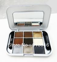 2013 Pro hot sale new makeup 6colors eye shadow palette ES010