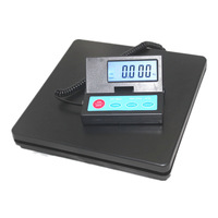 DHL free shipping 50kg/2g Digital Postal Scale,Parcel Shipping Scale,Weighing Platform Scale,Luggage Scale