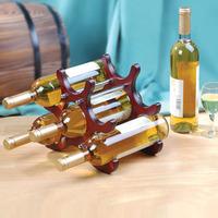 Fashion wine rack fashion wool theroom solid wood wine rack wooden wine rack