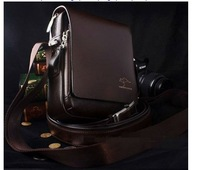 New Arrival!!! fashion genuine leather men shoulder bag, High Quality Brand New, Authentic Kangaroo bags, men's business bag