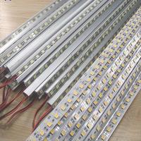 led Counter Hard led strip 12V 5630  LED Bar  Hard Rigid Strip Bar Light 0.5M 36 leds   x 10pcs