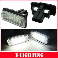18 LED ERROR FREE LICENSE PLATE LIGHT FOR MERCEDES BENZ W219 W211 W203 WAGON
