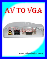 Free shipping	CCTV VGA TO BNC(AV) Adapter Converter