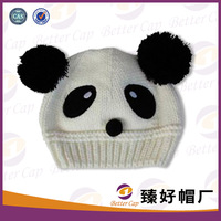 Free shipping 2013 lovely knitted baby cap for retail sales