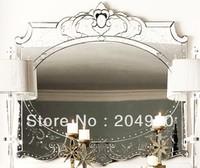 MR-201240 glass venetian night wall  mirror