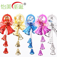 Christmas decoration christmas tree christmas bells bell Small