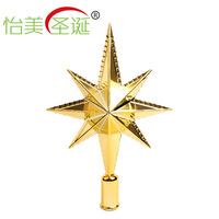 Christmas decoration christmas tree decoration christmas tree octagonal tree going crestfallenly 3