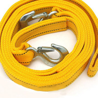Auto supplies 5 4 meters car trailer rope pulling rope traction rope unflattering supplies