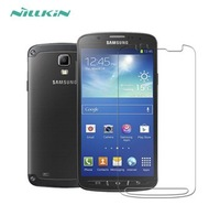Nillkin High Definition Clear Screen Protector For SAMSUNG i9295, i9295 anti-fingerprint Screen Protector,2Pcs/Lot