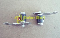 5pcs/lot,Imports with a small bracket,2 phase 4 wire stepper motor,6mm Micro Stepping Motor,Free shipping