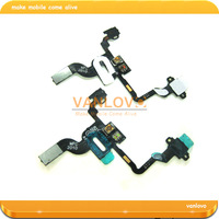 15pcs/lot Proximity sensor Induction power flex Cable for iPhone 4  free shipping