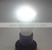 2013 New aluminum 5w cob led spotlight ,500LM ,2700k-7000k,E27/E14/B22 /GU10/GU5.3/MR16 ,85-265v/12v 5w cob spotlight