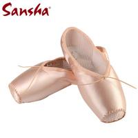 Satin ballet shoes toe shoes slip-resistant la pointe no . 1hsl