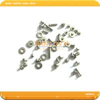 50set/lot full set screws for iPhone 4 4G free shipping