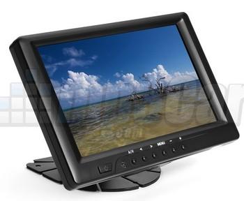 "Lilliput 669GL-70NP/C/T  7"" HDMI, DVI, VGA High Brightness, 4 Wire Resistive Touch Screen Monitor"