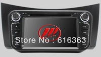 car audio dvd player with radio tv and gps navigation special for lifan 320