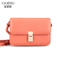 Clubzed women's handbag 2013 vintage bag genuine leather small bag one shoulder cross-body bag