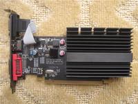 Xfx hd7450 d3 1g knife card hdmi hd graphics card hd5450 6450