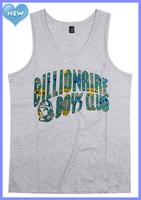 Brand BBC Cheap Free Shipping high quality hip hop fashion New style 100%cotton tanks