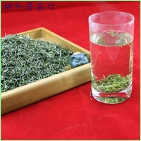 Free shipping Green tea monogerm tea 50g tea purebrightness tea silver  in stock