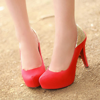 2013 Hitz 2013 fall new shoes sexy high-heeled shoes women's singles