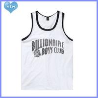 Brand BBC Cheap Free Shipping Discount 2014 mens BBC tank top with letter print boys club hip hop clothing