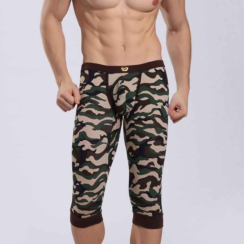 Mens Pajama Pants With Pockets Modal Pajama Pants Men