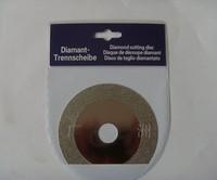 5pcs 100mm  diamond cutting disc Glass grinding tools