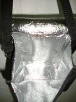 S1847 ice pack cooler bag 22 26 12cm
