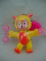 S907 music flash cartoon jubilance plastic toys portable lantern