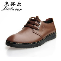 Commercial leather man genuine leather casual shoes formal Men leather shoes