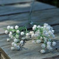 15psc/lot   High artificial flower silk flower artificial flower mantianxing wedding bouquet wedding supplies props