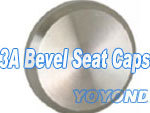 3A-16A Plain Bevel Seat Solid End Cap 16A blank cap