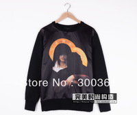 NEW 2013 Madonna Christ child men's PULLOVER Long sleeve Medusa Outerwear hoodies sweater Sweatshirts fleeces coat brand tag