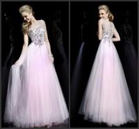 Ultimate luxury crystal formal dress formal dress toast the bride married formal dress evening dress xj078943