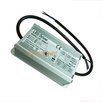 LED Driver Power Supply 85-265V  to 12v 100W  For 100Watt High power LED Waterproof IP67