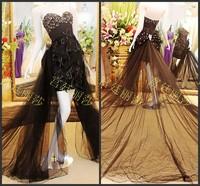 Ultimate luxury crystal formal dress formal dress toast the bride married formal dress evening dress xj1521
