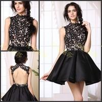 Ultimate luxury crystal formal dress formal dress toast the bride married formal dress evening dress xj012343