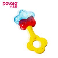 Small potatoes baby hand rattles toy teeth stick chews teethers bpa