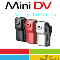 Free Shipping New Alloy Edition 720P Mini HD DV DVR Sport Digital Video Camera Recorder Webcam