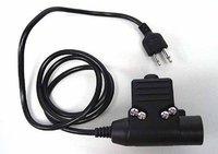 Element Airsoft U94 Headset PTT for ICOM 2 Pin Radio free ship