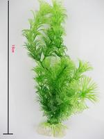 Small artificial plants aquarium decoration fish tank plants 18cm long plants ec68