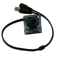700TVL 1/4 Inch CMOS 3.6mm MTV Lens CCTV Hidden Tiny Home Security Surveillance PCB Board Color Camera 12V BNC Output