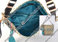 Top*LoVe DENIM M40359 M40382 LEATHER TUAREG BAG tote hobo shoulder Messenger bag women bag