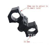 30mm adjustable Mount for ND3 Genetics Laser   long distance Designator