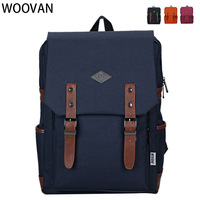 WOOVAN men and women backpack computer shoulder bags college students school bag Korean travel the knapsack brand backpacks