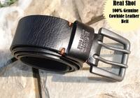 Genuine Cowhide Leather Belt For Men Brand Real Leather Belts Man Designer Vintage Wide Mens Belt 2013 New Accessories MBT0018